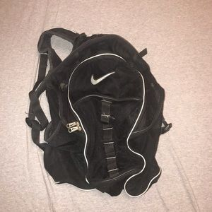 Nike mesh backpack